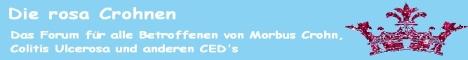 Die rosa Crohnen - Das Forum f?r alle Betroffenen von CED?s